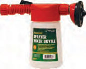 Sprayer Hose End Mixer Bottle