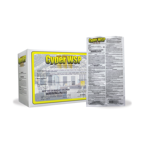 Insecticide Cyper Wsp 4/Pouch