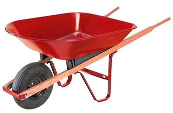 Wheelbarrow 4 Cf Steel