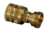 Hose Connect Brass Male/Female