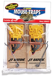 Mouse Size Snap Trap W/Exp Tri