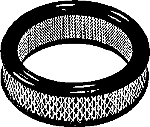 Lawnmower Parts: Air Filters