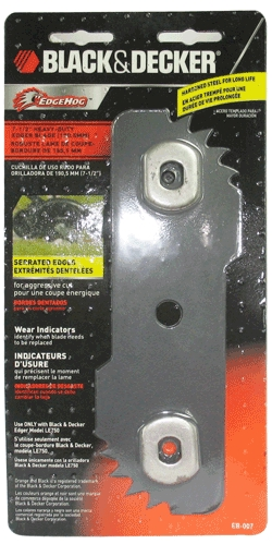 Edger Blade F/Edge Hog Hd