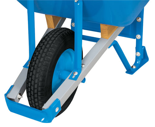 Wheelbarrow 6 Cuft Flat Free