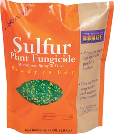 Fungicides: Fungus Control, Dust, Powder