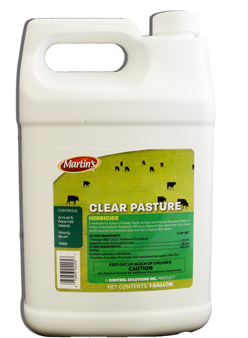 Herbicide Clear Pasture