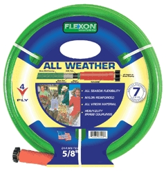 "Hose All-Weather 5/8""x150'"