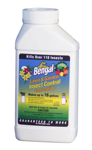 Insecticides: Insect Control, Liquid