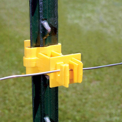 Electric Fence: Insulators, Accessories