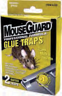 Mouse Trap Glue 2 Pack