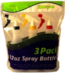 Sprayer All-Purpose 32 Oz 3/Pk
