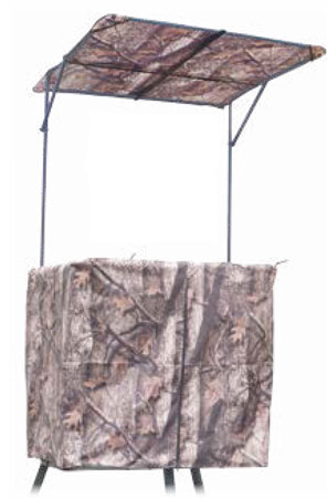 Deer Stand Roof & Skirt Kit