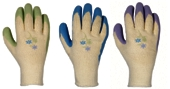 Gloves Knit Latex Sm