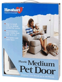 Pet Supplies: Doors/Flaps/Gates