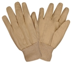 Gloves 8 Oz White Canvas