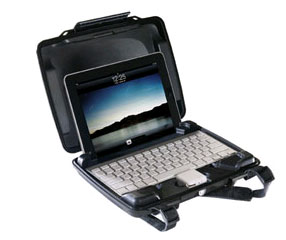 Case Ipad W/Foam Black