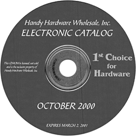 Catalog Dvd Version