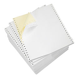 Store Supplies: Paper, Computer, White