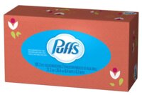 Facial Tissue Puffs Basic